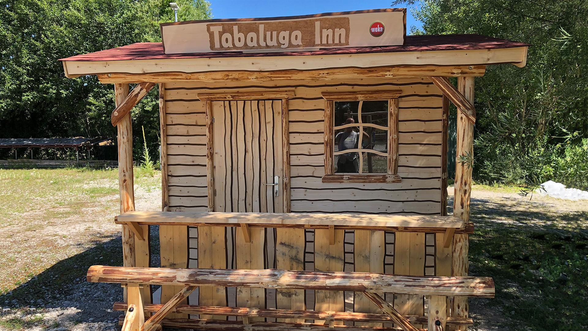 Neues Tabaluga Abenteuerhaus  in Dietlhofen wird eingeweiht