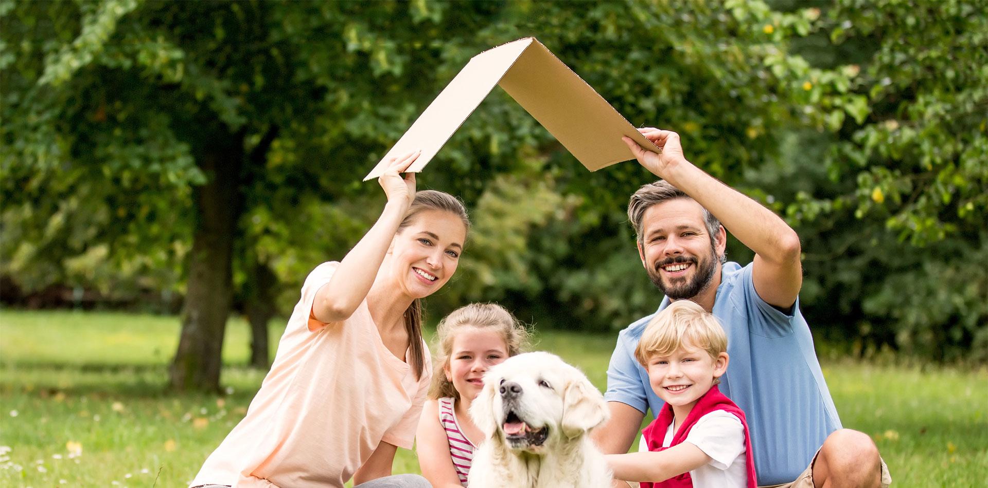 WEKA Gartenhäuser für Familien